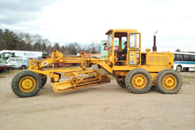 used heavy equipment graders tractors for sale