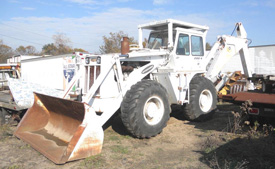 used tractors backhoes equipment for sale